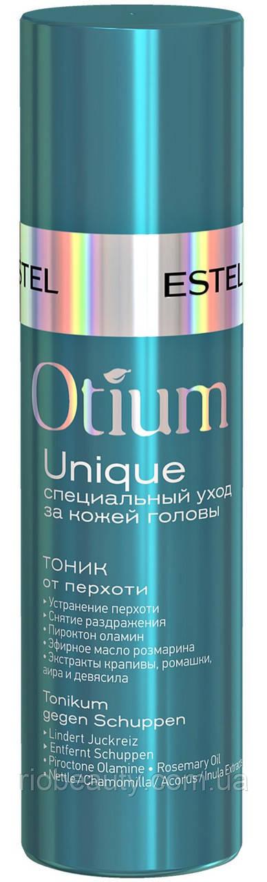 Тоник от перхоти OTIUM UNIQUE, 100 мл