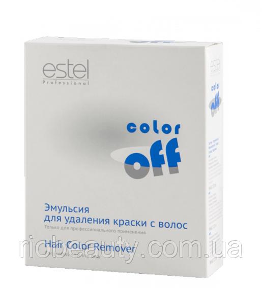 Эмульсия Estel Professional COLOR OFF для удаления краски с волос