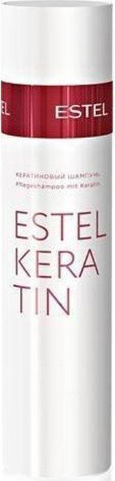 ThermoKeratin Shampoo Кератиновый шампунь для волос Estel Professional 250 мл