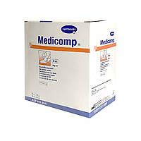 Medicomp 10 х 10 см - стерильные салфетки из нетканого материала 2х25шт