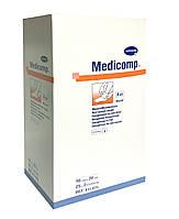 Medicomp 10 х 20 см - стерильные салфетки из нетканого материала 2х25шт