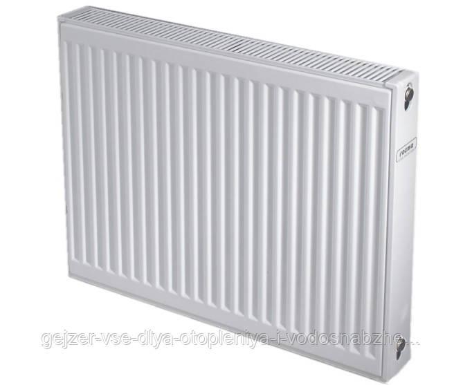 Радиатор стальной Rozma 22 500 x 400