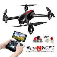 Квадрокоптер MJX Bugs 2 B2W 1080P Full HD Камерой и GPS, FPV