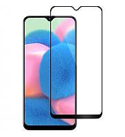 Защитное стекло 9D, 9H Полной оклейки для Samsung Galaxy A10s 2019, Захисне скло