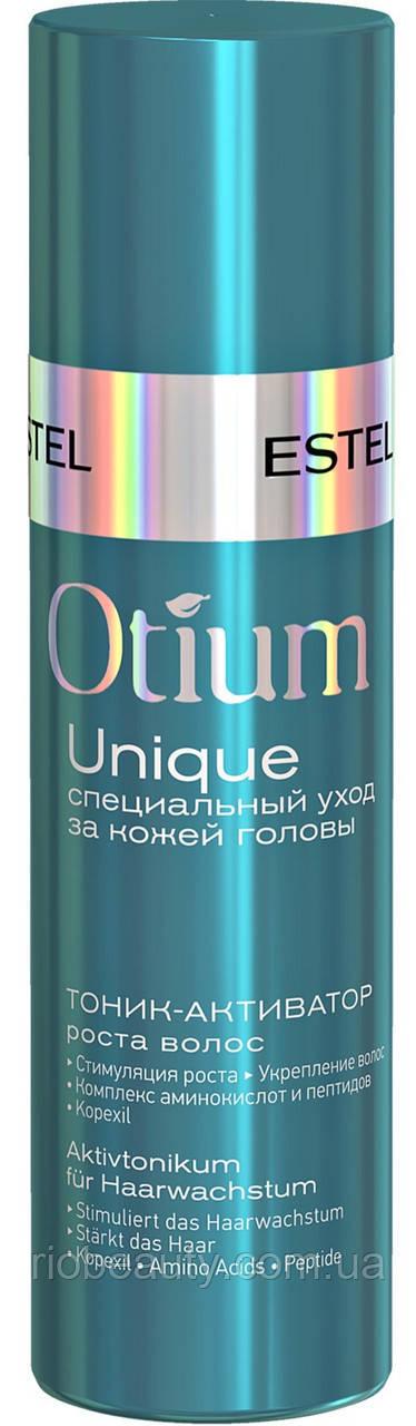 Тоник-активатор роста волос OTIUM UNIQUE, 100 мл