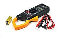 Мультиметр токовые клещи DT266F
