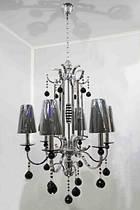 Люстра цепочная на 6 лампочек 1820-6