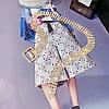 Колье ожерелье , модное колье бижутерия, фото 3