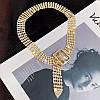 Колье ожерелье , модное колье бижутерия, фото 2
