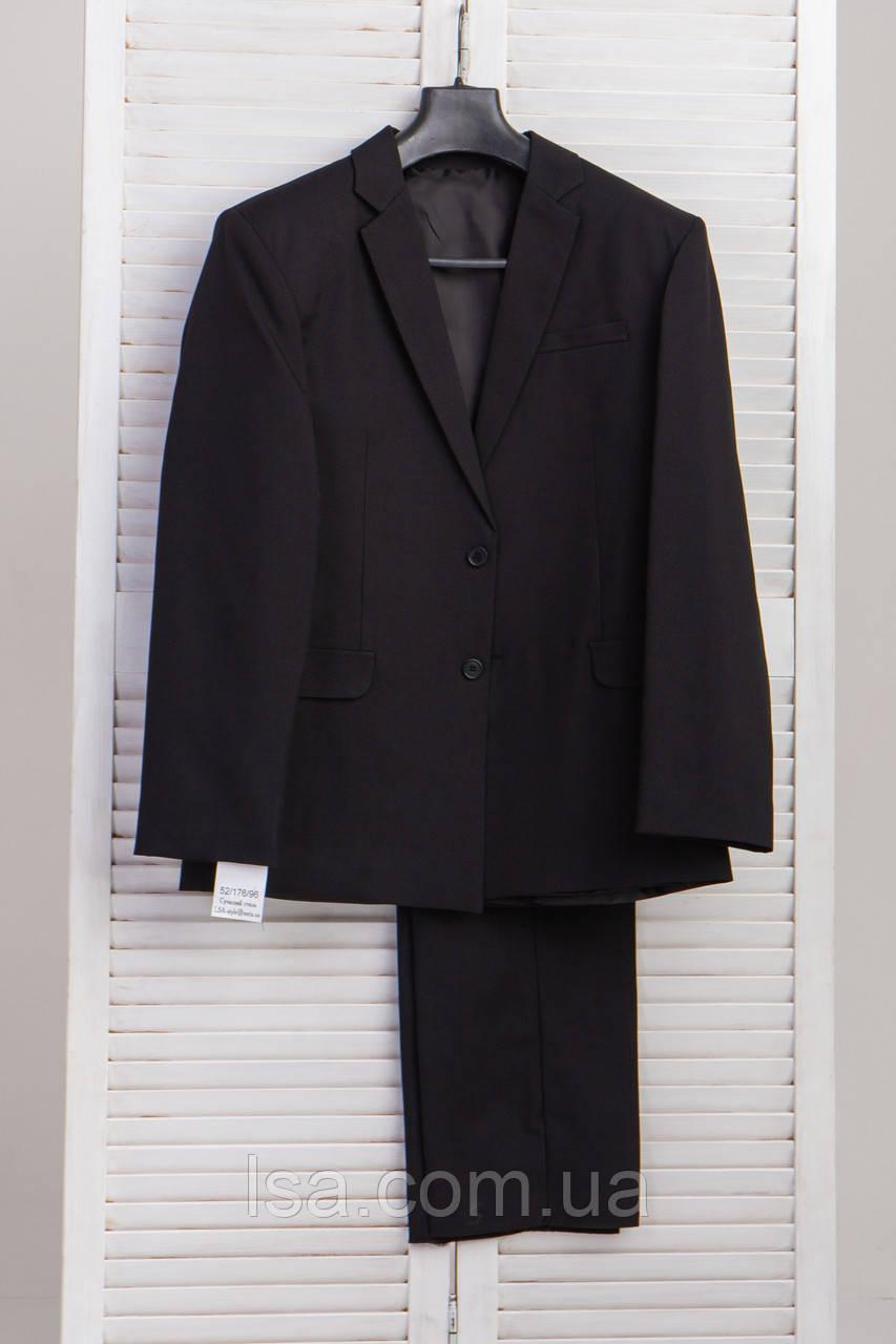 Похоронный фабричный мужской костюм ГАБАРДИНОВЫЙ 50