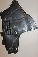 Защита переднего бампера правая Логан фаза1, Ларгус grog Корея