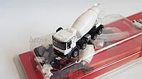 Herpa 013147 Сборная модель (кит) бетономешалки Mercedes-Benz Arocs M, масштаба 1/87,H0, фото 1