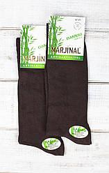 Чоловічі шкарпетки Marjinal  бамбук, носки високі, літні, класичні антибактеріальний продукт  41-44 6 пар в уп