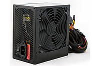 Блок питания HQ-Tech 490W, Black Painting, 12cm FAN, CE, 5xHDD, 1xFDD, 4xSATA, 20+4, 1xP4, 1xPCI-E 6