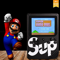 Игровая приставка консоль SUP Gamebox Plus 400 в 1