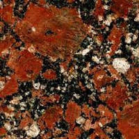 Гранитная плитка из капустянского гранита