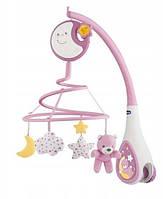 Музыкальный мобиль Next2Dreams розовый Chicco 76271