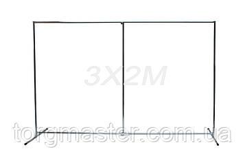 Пресс Волл (Press Wall) 3х2м (конструкция)