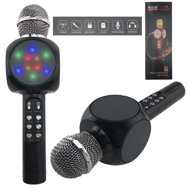 Караоке микрофон с bluetooth