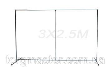 Пресс Волл (Press Wall) 3х2.5м (конструкция)