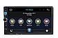 Магнитола 8702 Android c GPS WI-FI с камерой в рамке номера автомагнитола андроид два дин, фото 3