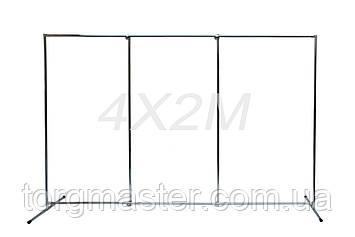 Пресс Волл (Press Wall) 4х2м (конструкция)