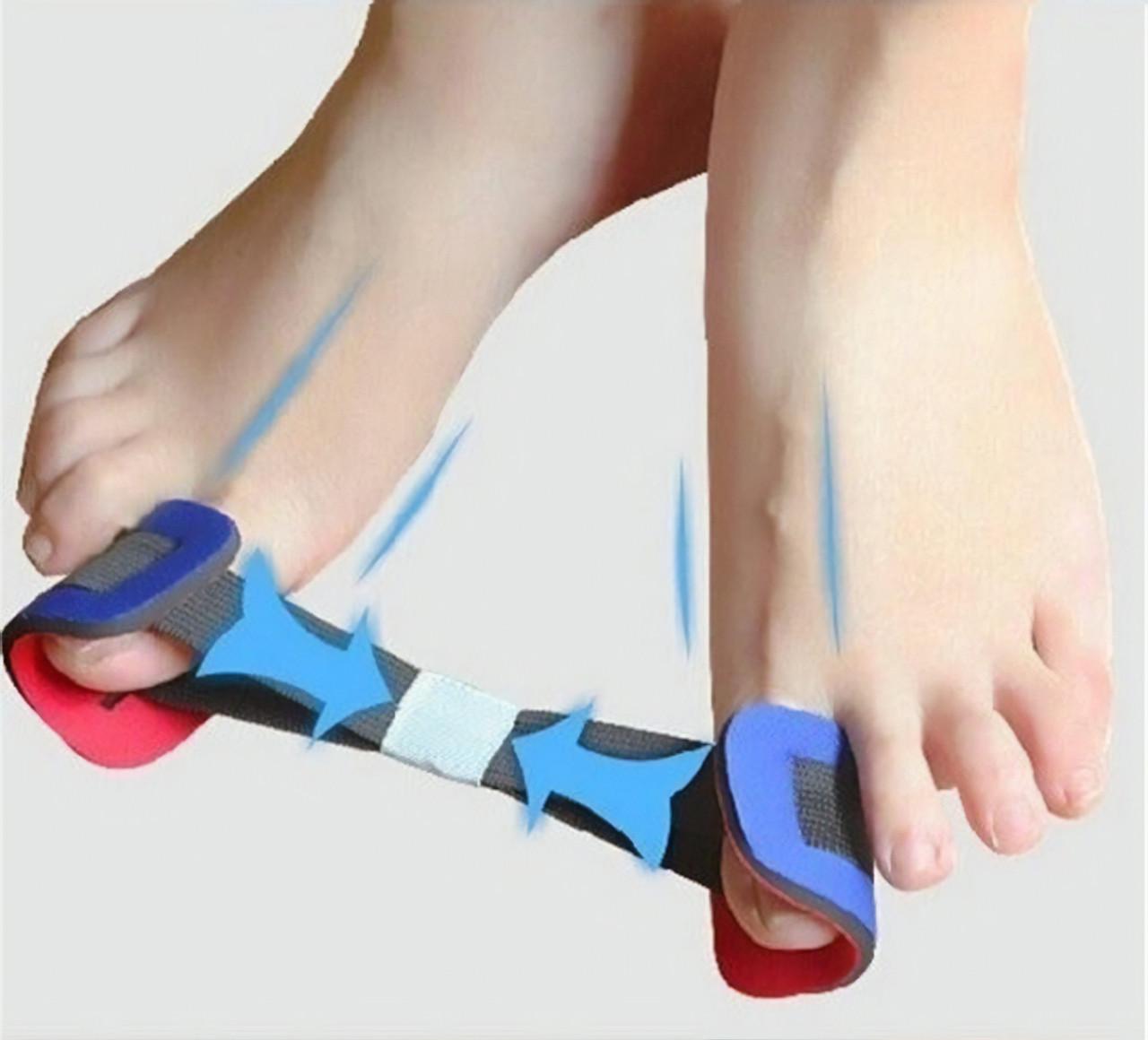 Лента-тренажер при вальгусной деформации FootMate Bunion Gym