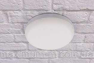 Светильник потолочный Led (3х14х14 см.) Белый YR-18002/18W-ro