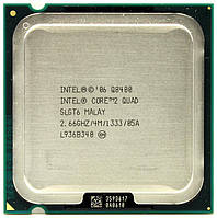 Процессор 4 ядра Intel Core 2 Quad Q8400 s775