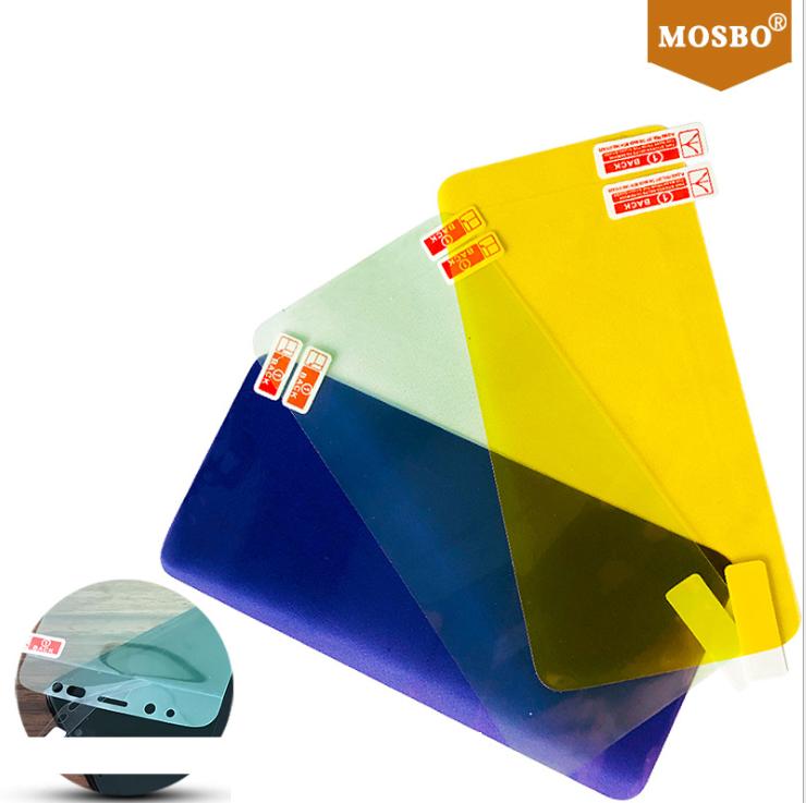 Пленка гидрогель для Meizu M3 Note глянцевая (Hydrogel Fim Soft TPU)