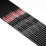 Стрелы для лука карбоновые Linkboy 500/400/300 spine 32 дюйма, фото 5