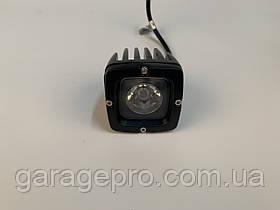 Светодиодная фара 10Вт (в противотуманку / на задний ход)