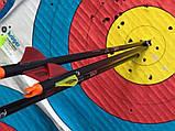 Стріли для лука карбонові Linkboy 500/400/300 spine 32 дюйма, фото 3