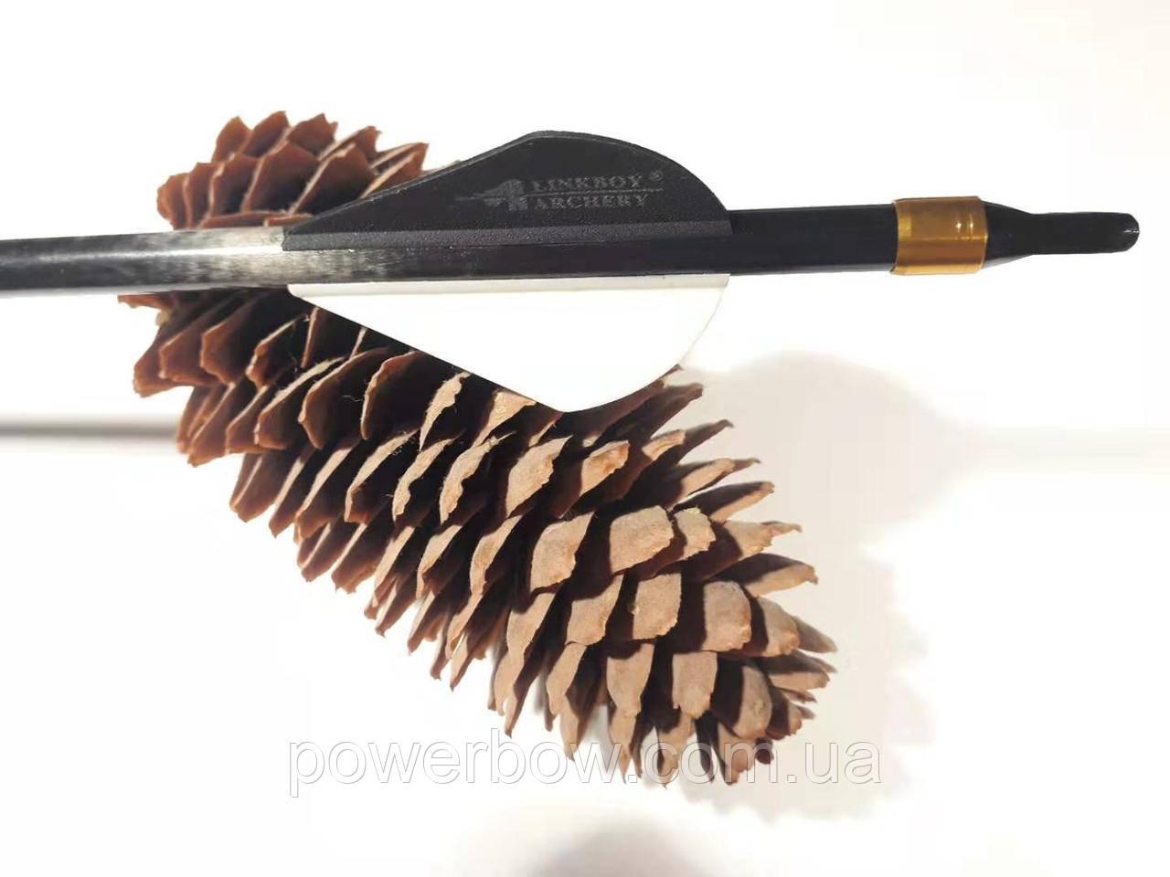 Стрелы для лука карбоновые Linkboy 500/400/300 spine 32 дюйма