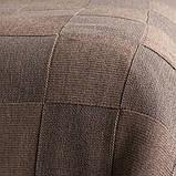 Плед-покрывало вязаное 220x240 BETIRES aspen dark brown, фото 3