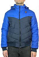Мужская куртка на резинке 46-48-50-52.весна-осень.Куртка молодежная короткая