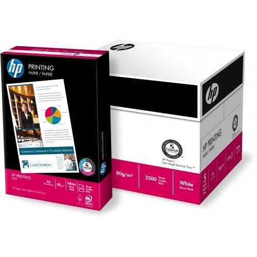 Бумага офисная А4, HP printing, 80 г/м2, 500 л.(НР принтинг)