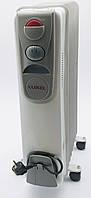 Масляный обогреватель LUXEL NSD-200, 9 секций 1800W