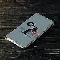 Портмоне v.2.0. Fisher Gifts 153 Маленький Дарт Вейдер (эко-кожа), фото 1