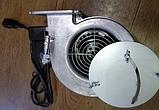 Вентилятор М+М WPA 120 нагнетательный для твердотопливного котла (ВПА-120) c диафрагмой 280м3/ч, фото 4