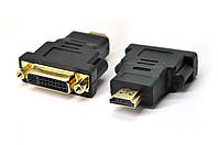 Переходник HDMI(папа)/ DVI24+1(мама)