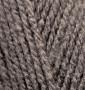 Пряжа для вязания Бургум классик ALIZE темный-бежевый 239