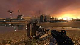 Секреты Half-Life 2