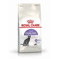 ROYAL CANIN STERILISED (РОЯЛ КАНИНСТЕРИЛИЗЕД) сухой корм для стерилизованных кошек в возрасте от 1 до 7лет 4кг