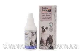 Очні краплі AnimAll VetLine для кішок і собак, 30 мл
