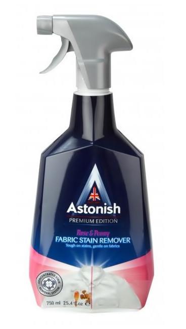 Універсальний плямовивідник Astonish fabric stain remover 750 мл