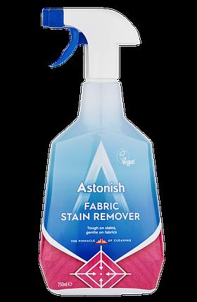 Універсальний плямовивідник Astonish fabric stain remover 750 мл, фото 2