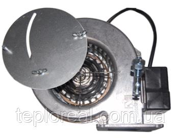 Нагнетательный вентилятор для твердотопливного котла М+М WPA 117 (ВПА-117) c диафрагмой 180м3/ч