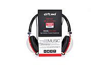Наушники Ditmo DM-2520 Black/White/RED