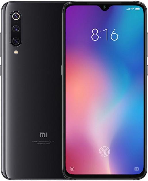 Xiaomi Mi 9 6/128GB Global Black